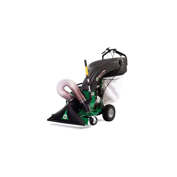 Billy Goat QV550H 160cc (Honda) Industrial Push Leaf & Litter Vacuum (Quiet Vac)