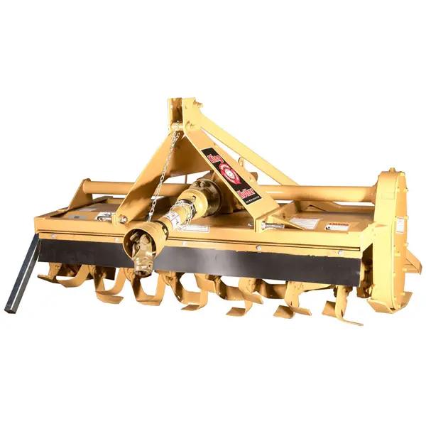 King Kutter Gear-Driven Reverse Tine Rotary Tiller - 72in Model RTG-72