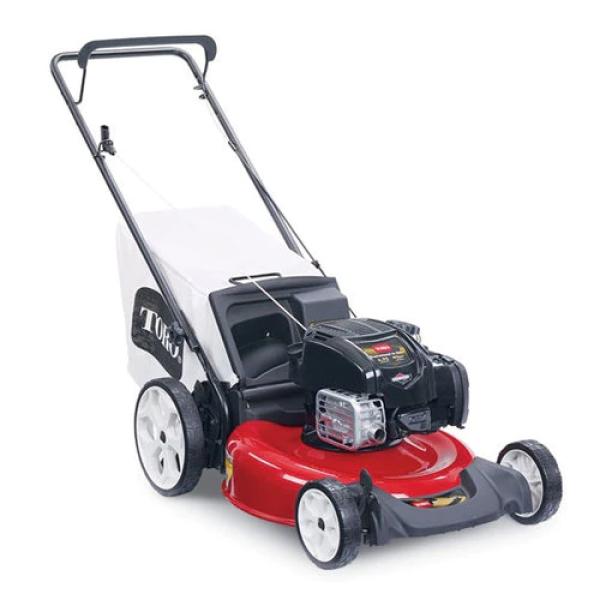 Toro High Wheel 22 inch 150cc SmartStow Push Mower