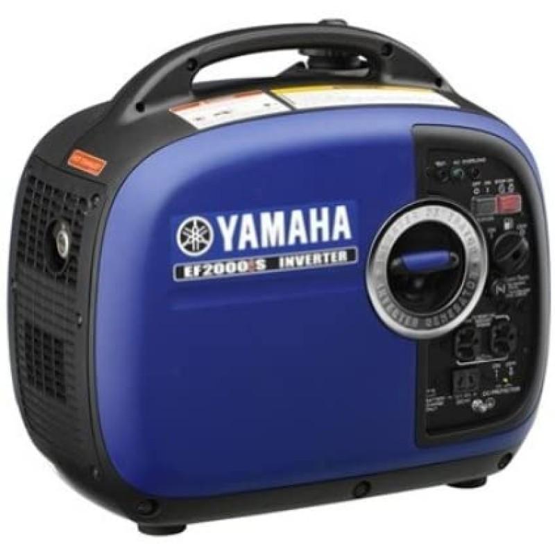 Yamaha EF2000iSv2 - 1600 Watt Inverter Generator (CARB)