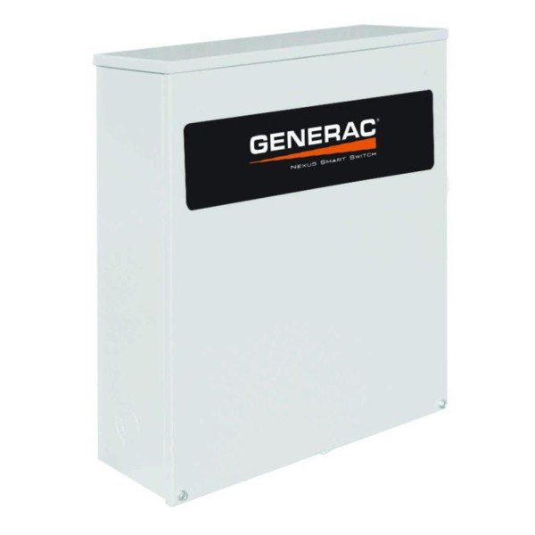 Generac RTSN100G3 Guardian 100Amp Fully Automatic Transfer Switch 120/208V