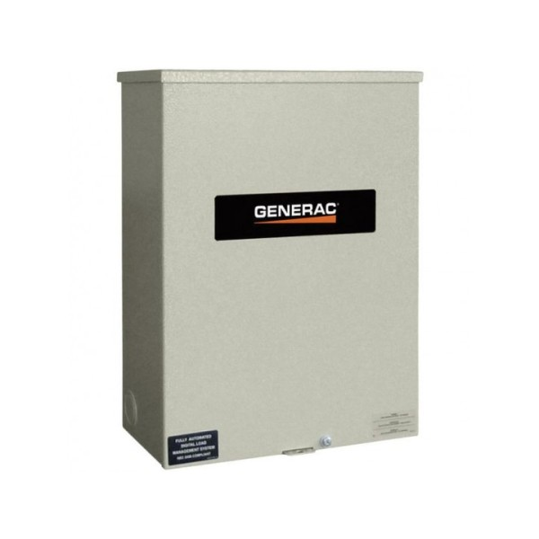 Generac RTSN400G3 Guardian 400-Amp 3-Phase Automatic Transfer Switch (120/208V)