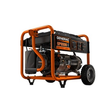 Generac GP6500 - 6500 Watt Portable Generator (49-State)