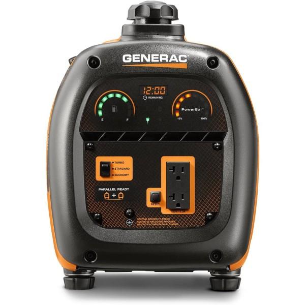 Generac iQ2000 - 1600 Watt Portable Inverter Generator (CARB)