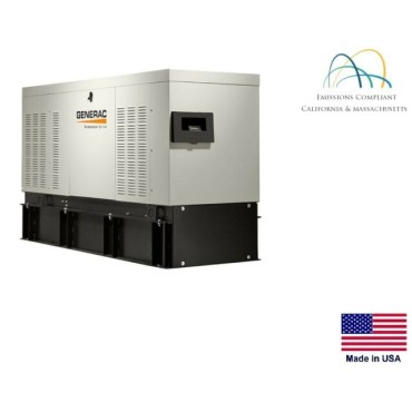 Generac Protector 50kW Automatic Standby Diesel Generator (120/208V 3-Phase)