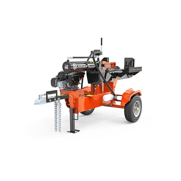 Ariens 22-Ton 4.5 HP Horizontal  Vertical Log Splitter.
