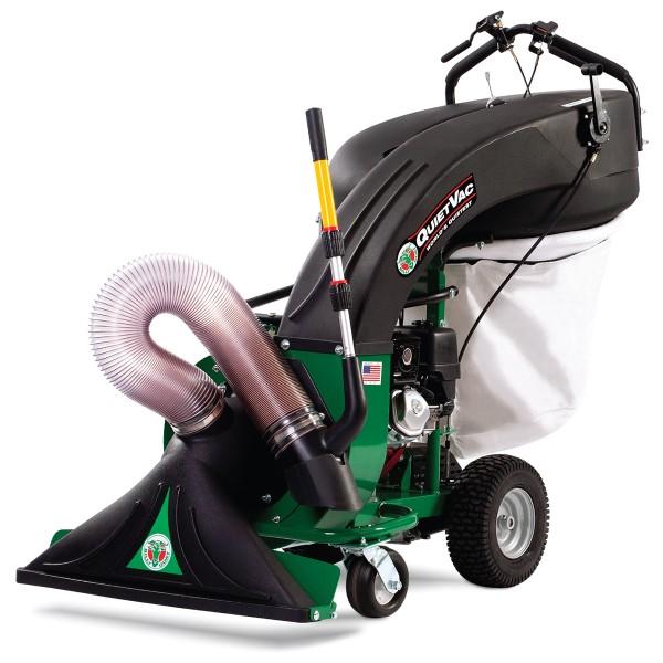 Billy Goat QV550HSP 160cc (Honda) Industrial Self-Propelled Leaf & Litter Vacuum (w- QuietVac)