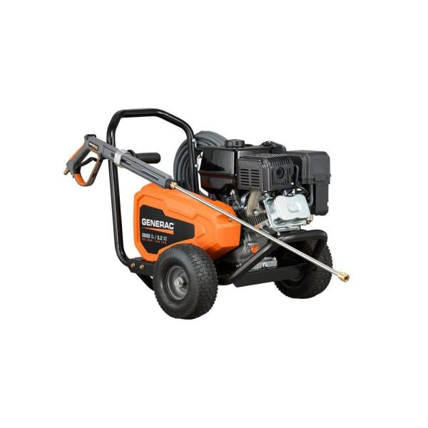 Generac 3800PSI (3.2 GPM) Commercial Pressure Washer