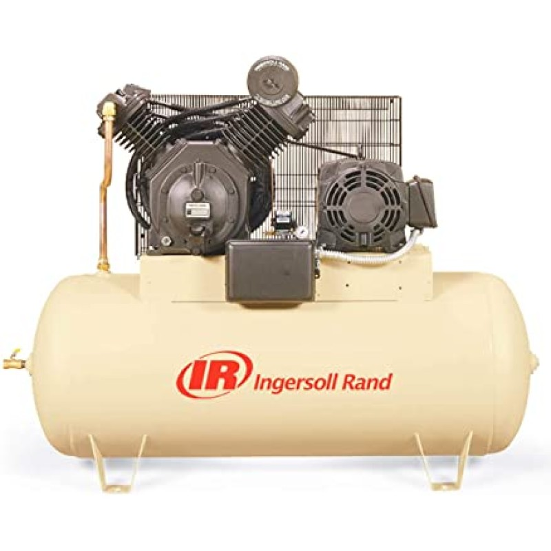 Ingersoll Rand Type-030 Reciprocating Air Compressors
