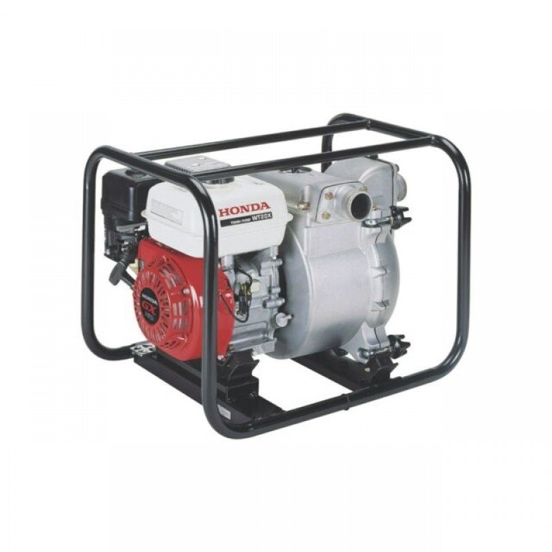 Honda WT30XK4 319 GPM (3) Construction Trash Water Pump