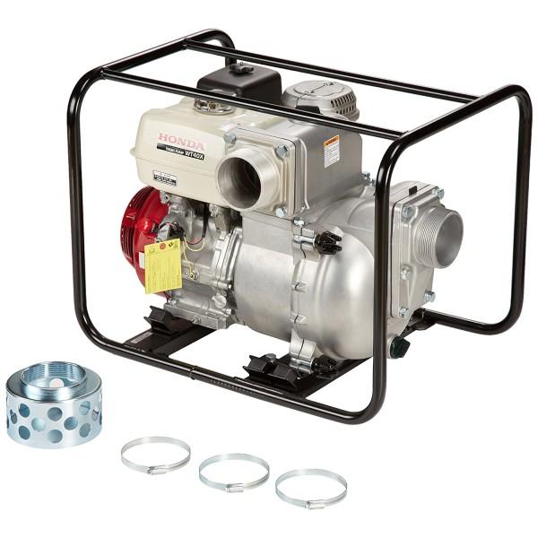 Honda WT40XK3 433 GPM (4)Construction Trash Water Pump