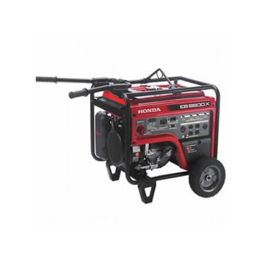 Honda EM6500 - 5500 Watt Electric Start Portable Generator (CARB)