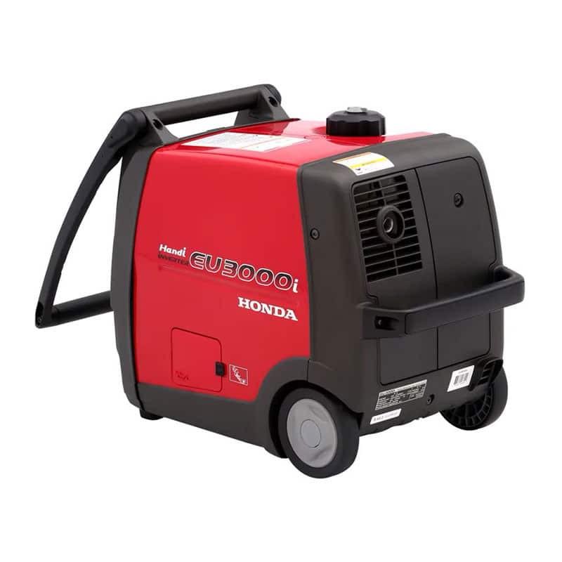 Honda EU3000i Handi 2600 Watt Portable Inverter Generator (CARB)