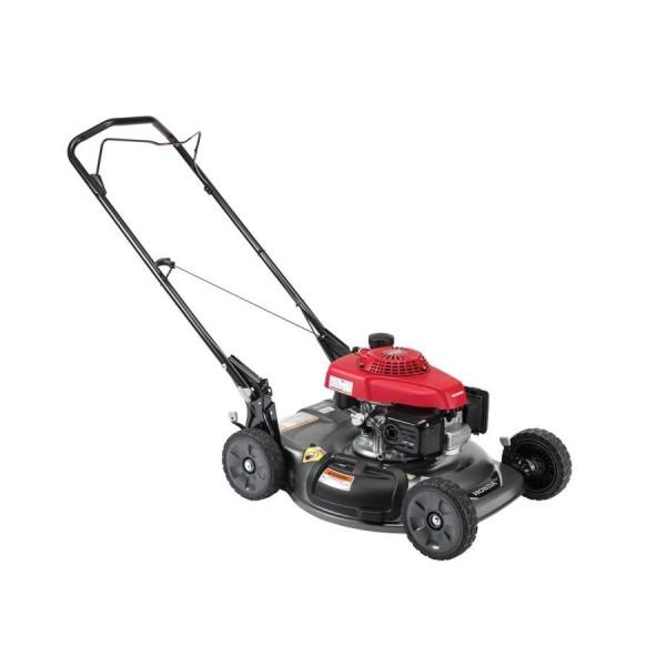 Honda HRS216PKA 21 inch 160cc Push Lawn Mower Black
