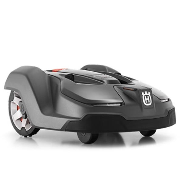 Husqvarna 450X Robotic AutoMower 1.25 Acre Cut w GPS Navigation and App Compatibility