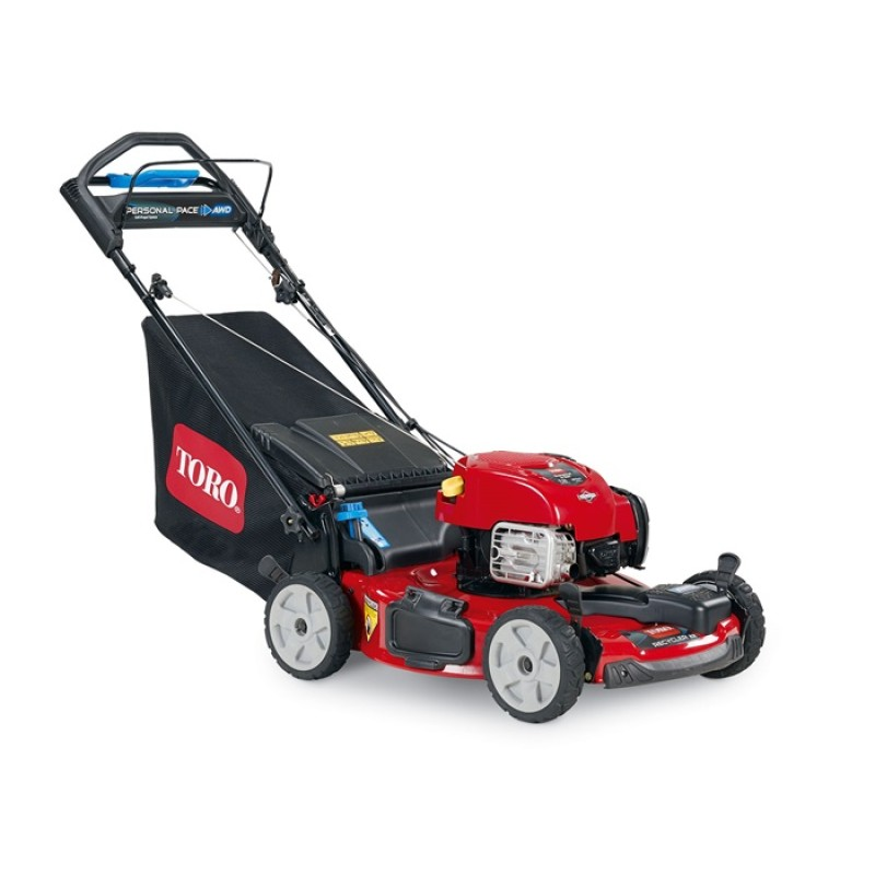 Toro Recycler 22 inch 163cc Personal Pace All-Wheel Drive Mower