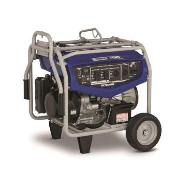 Yamaha EF7200DE - 7200 Watt Electric Start Professional Portable Generator (CARB)