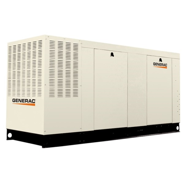 Generac Commercial Series 130kW Standby Generator (120 240V Single-Phase)(NG) SCAQMD Compliant